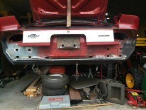 Rear Valance Fitting, photo and video galleries