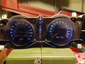 Gauge Cluster photo and video gallery