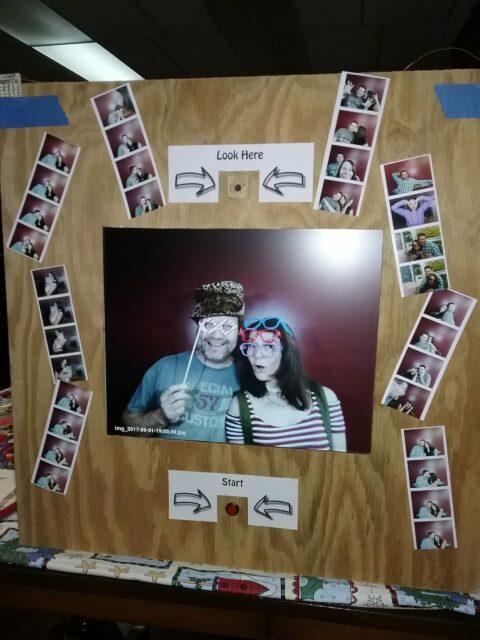 DIY Raspberry Pi Photo Booth