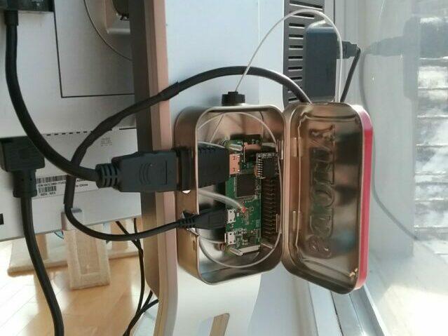 Raspberry Pi Slideshow Viewer