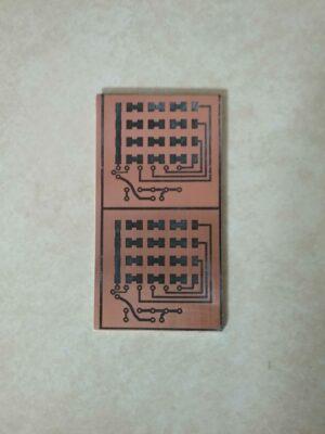 Toner Transfer PCB