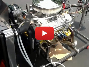 BumbleBee's Engine Idling